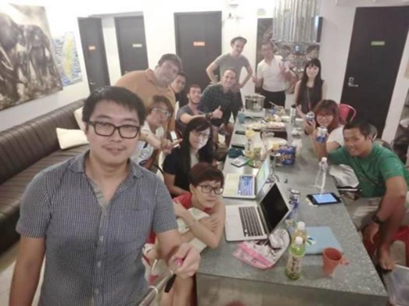 HOSTEL - Taipei B52 Hostel