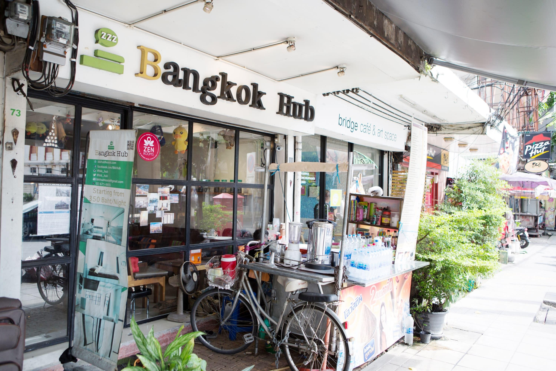 HOSTEL - ZEN Hostel Saphan Taksin