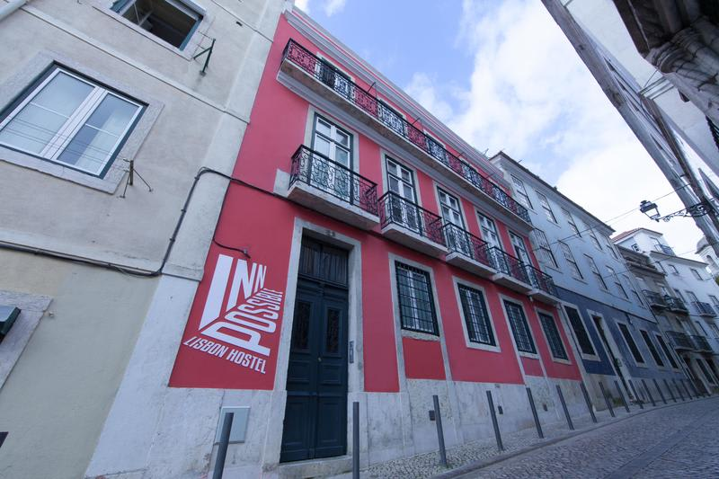 Inn Possible Lisbon Hostel