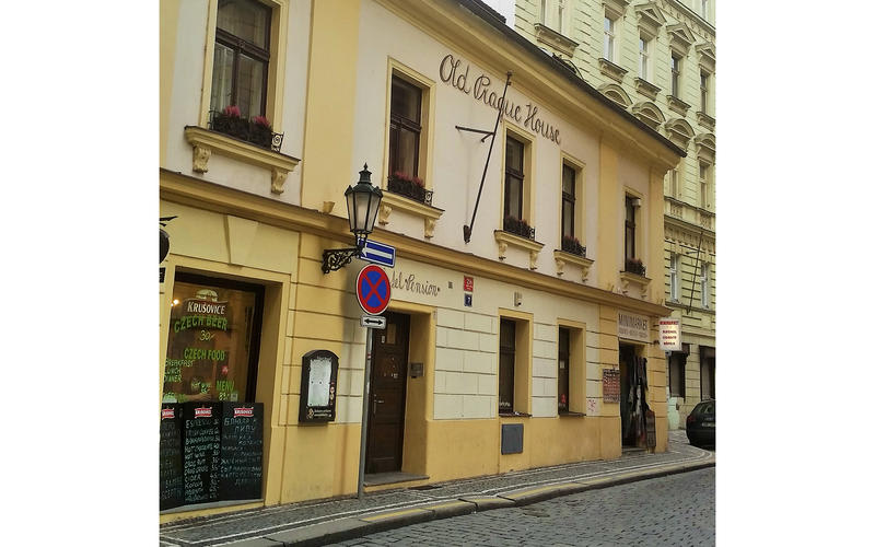 HOSTEL - Old Prague House