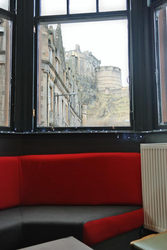 HOSTEL - Kick Ass Grassmarket