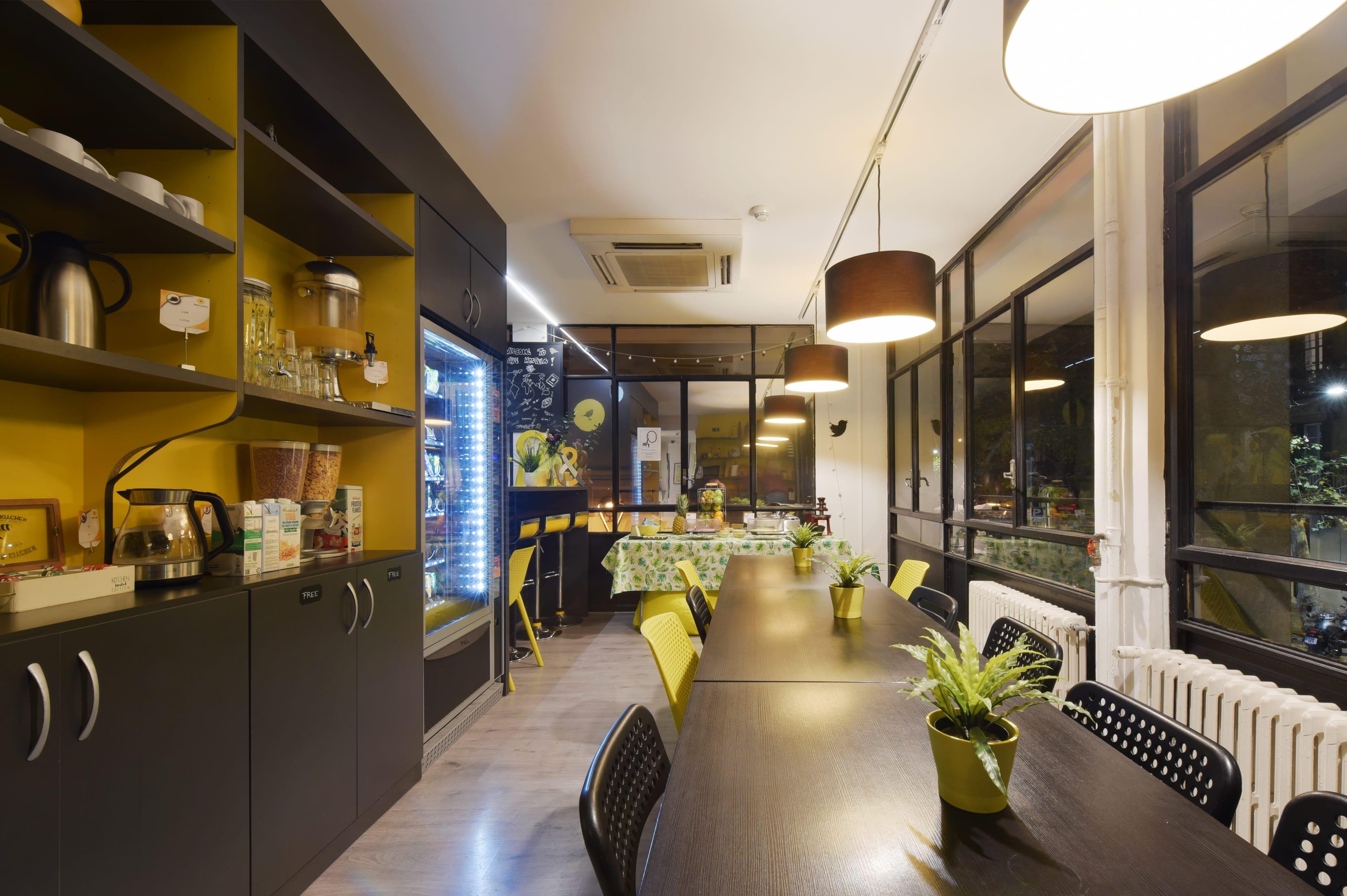 HOSTEL - Free Hostels Barcelona