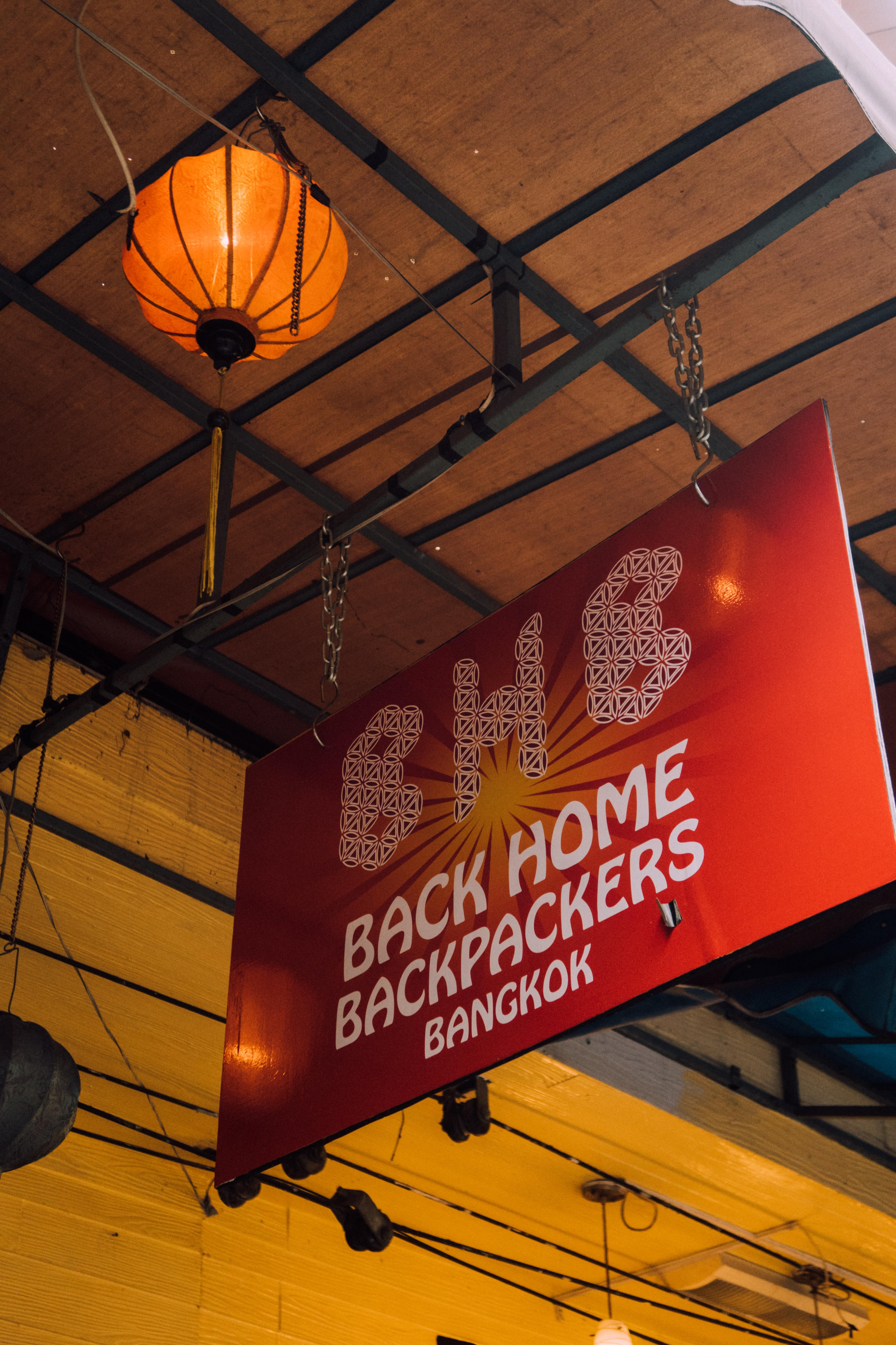 Back Home Backpackers