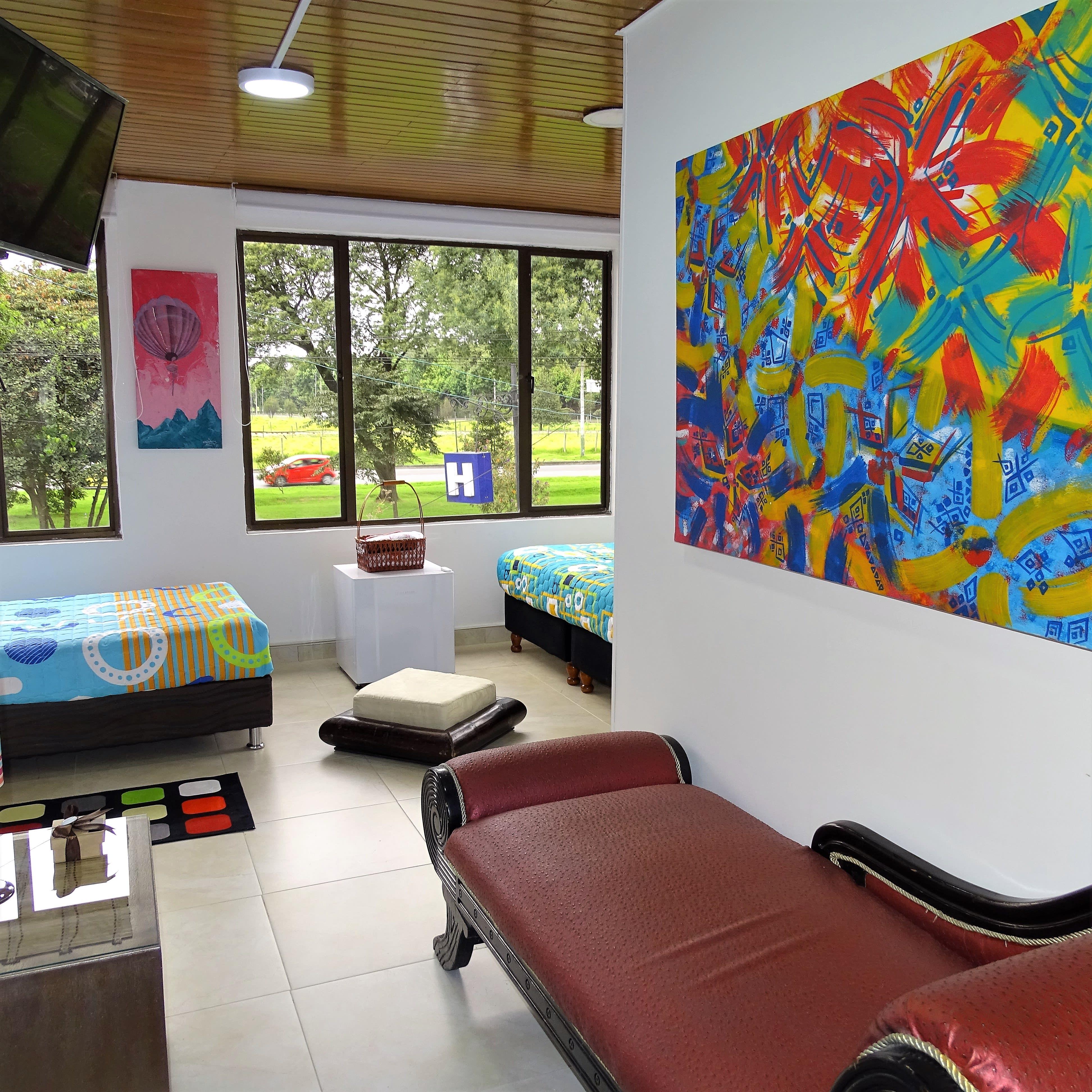 HOSTEL - Violeta Park Hostel