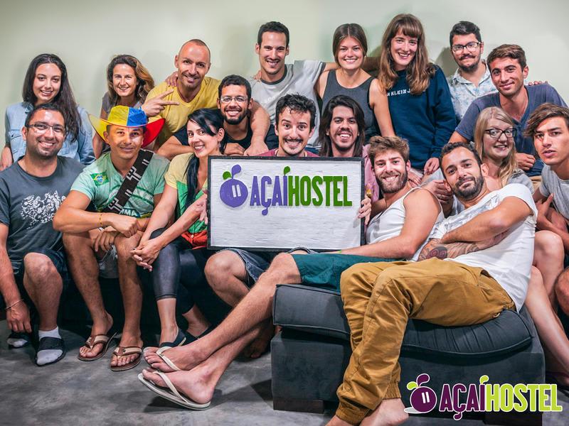 HOSTEL - Açaí Hostel Salvador
