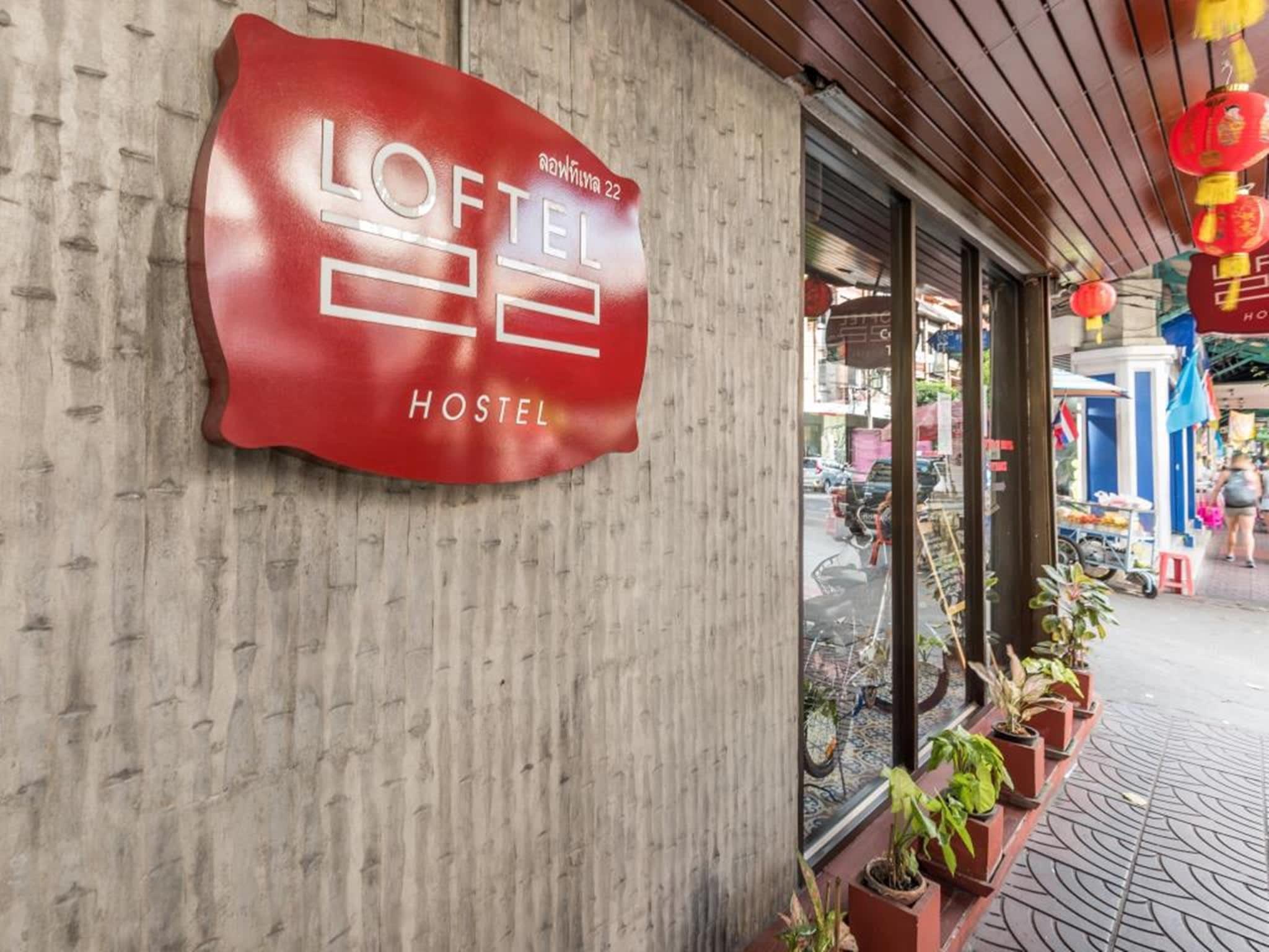 HOSTEL - Loftel 22 Bangkok