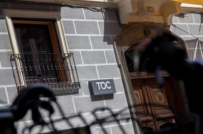 HOSTEL - Toc Hostel Madrid