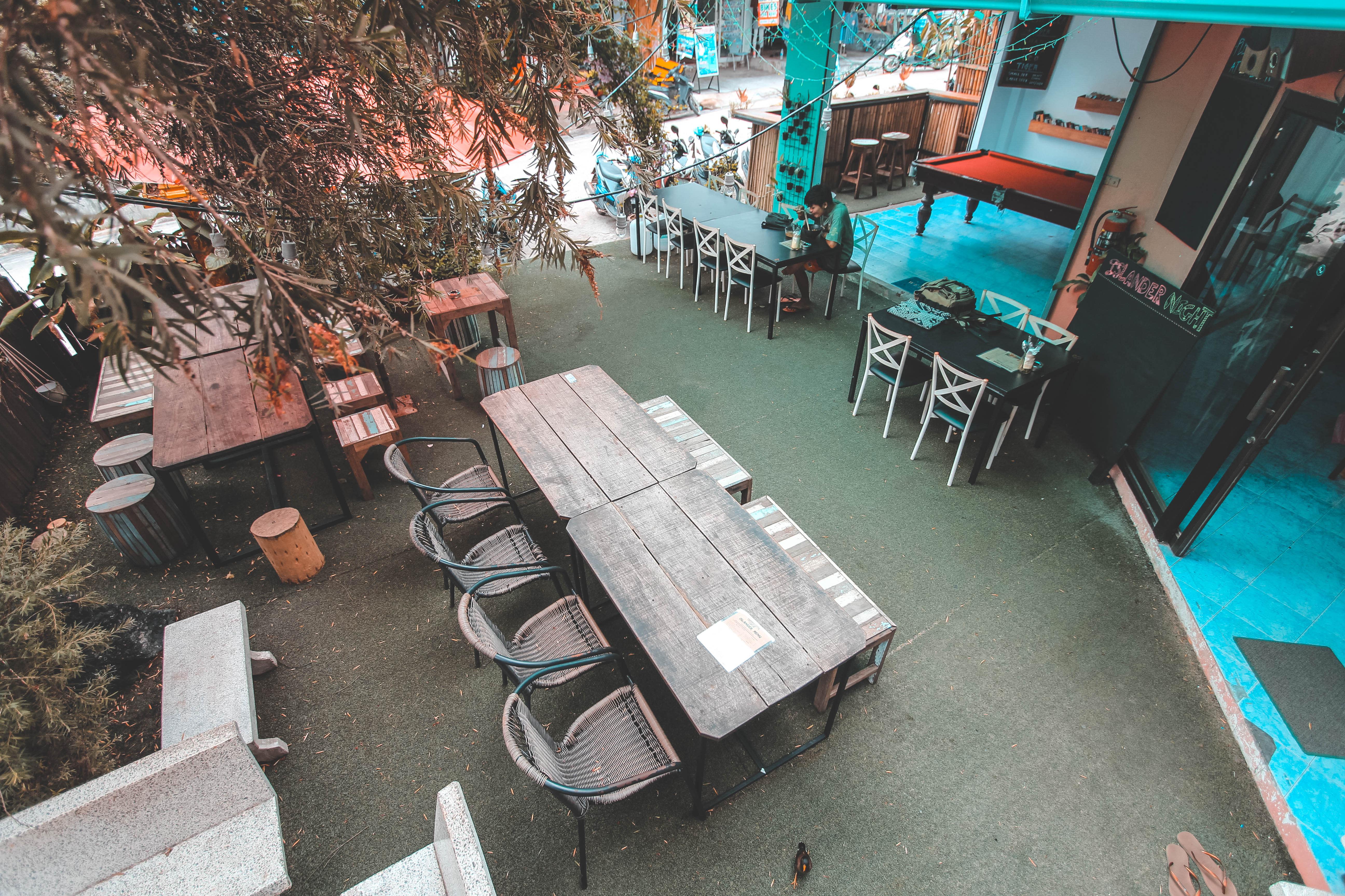 Taco Shack Hostel