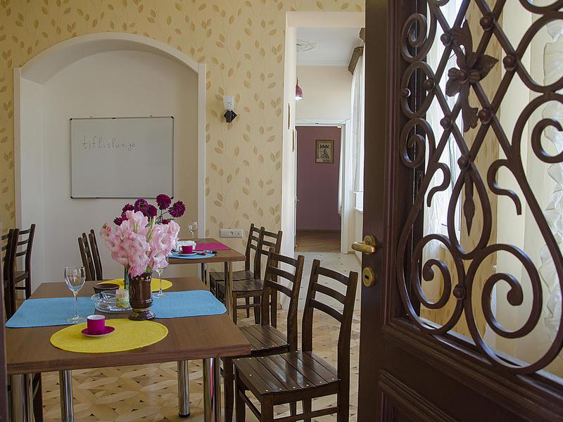 HOSTEL - TiflisLux Boutique Hostel Griboedovstr 30