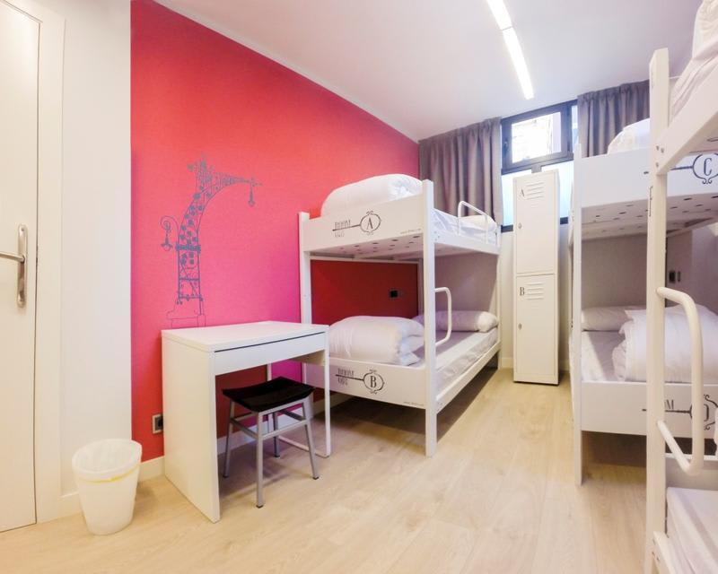 HOSTEL - Room018 Bcn