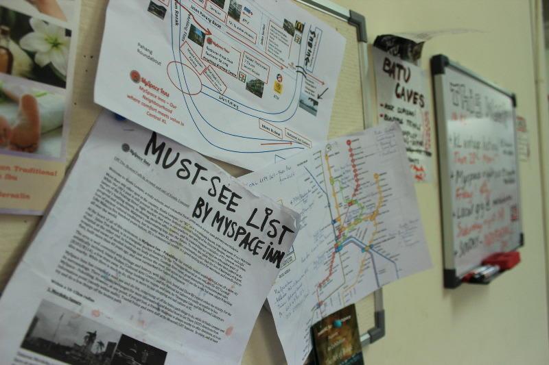 HOSTEL - Myspace Inn