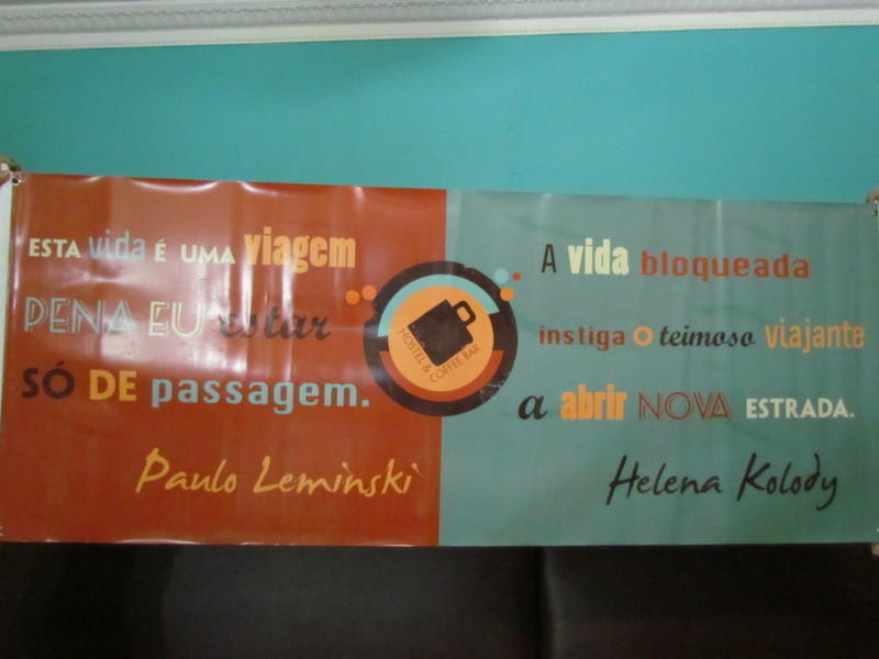 Expresso Curitiba Hostel e Coffee Bar