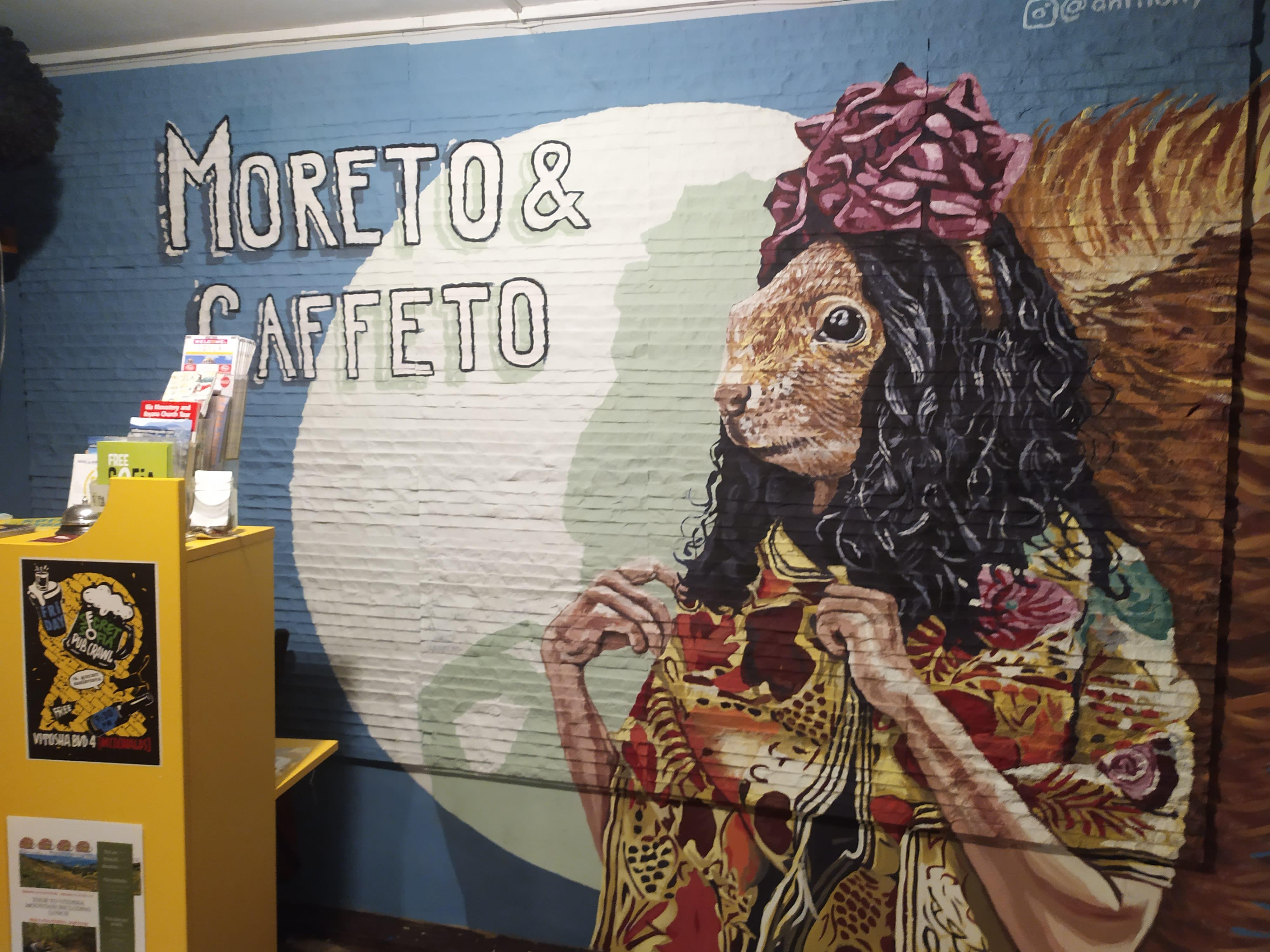 HOSTEL - Moreto & Caffeto