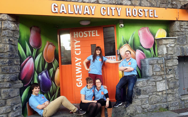 HOSTEL - Galway City Hostel & Bar