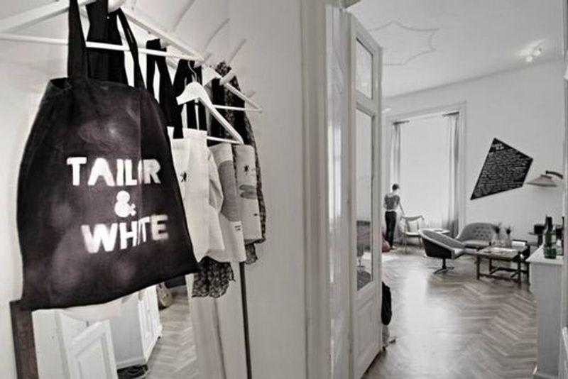 Tailor & White