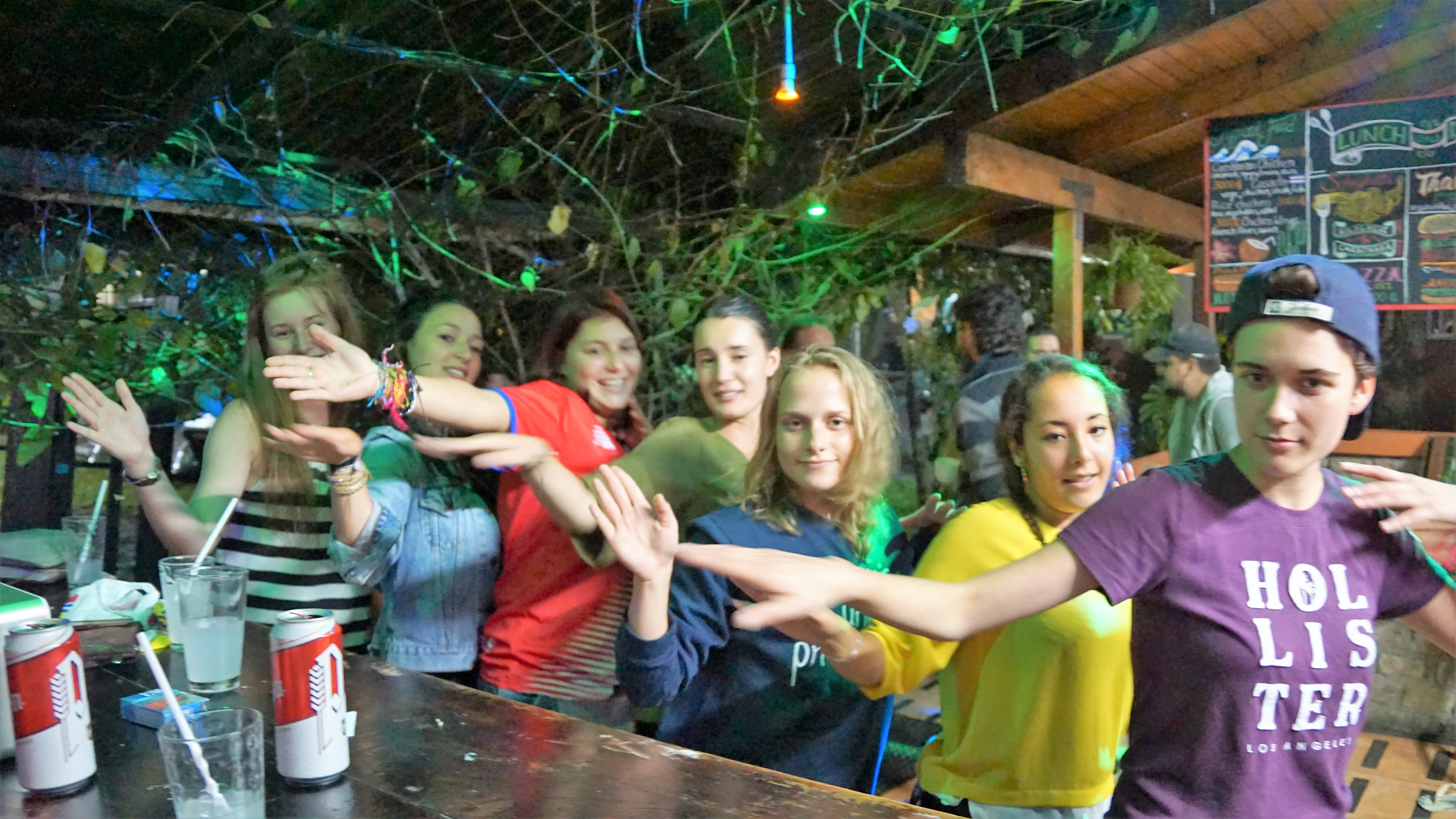 Costa Rica Backpackers