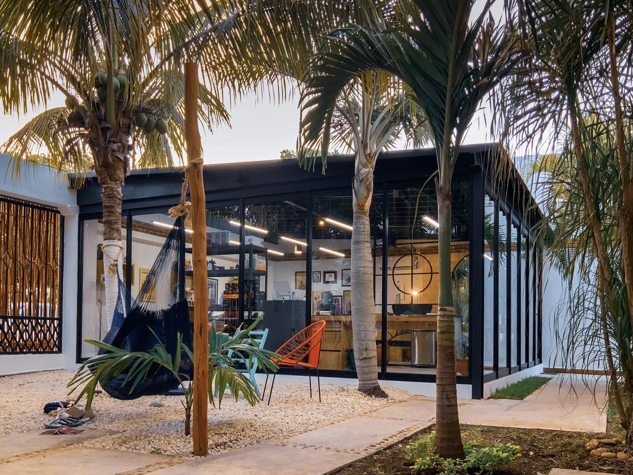 Mezcal Hostel
