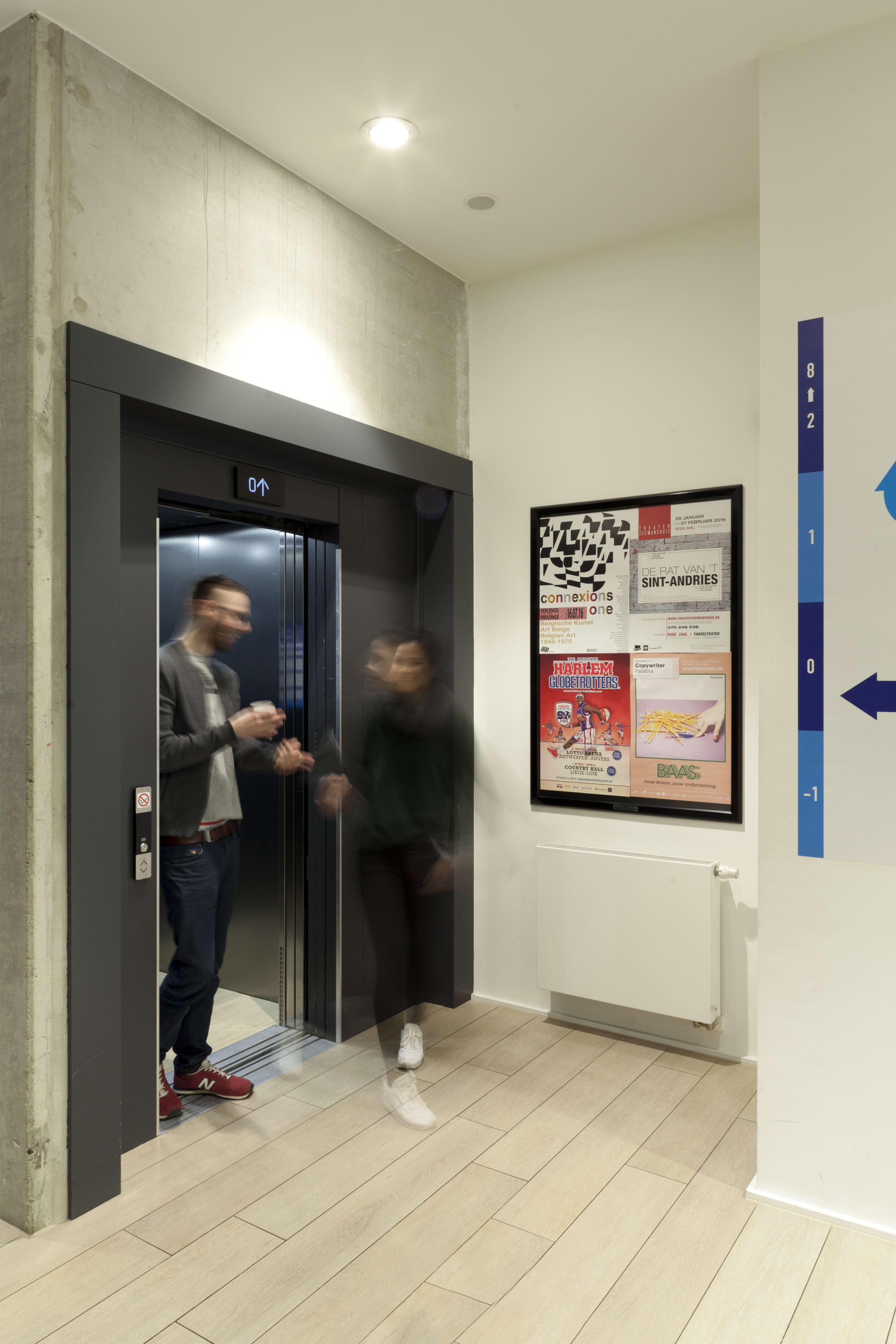 Antwerp Student Hostel