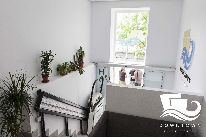 HOSTEL - Downtown River Hostel