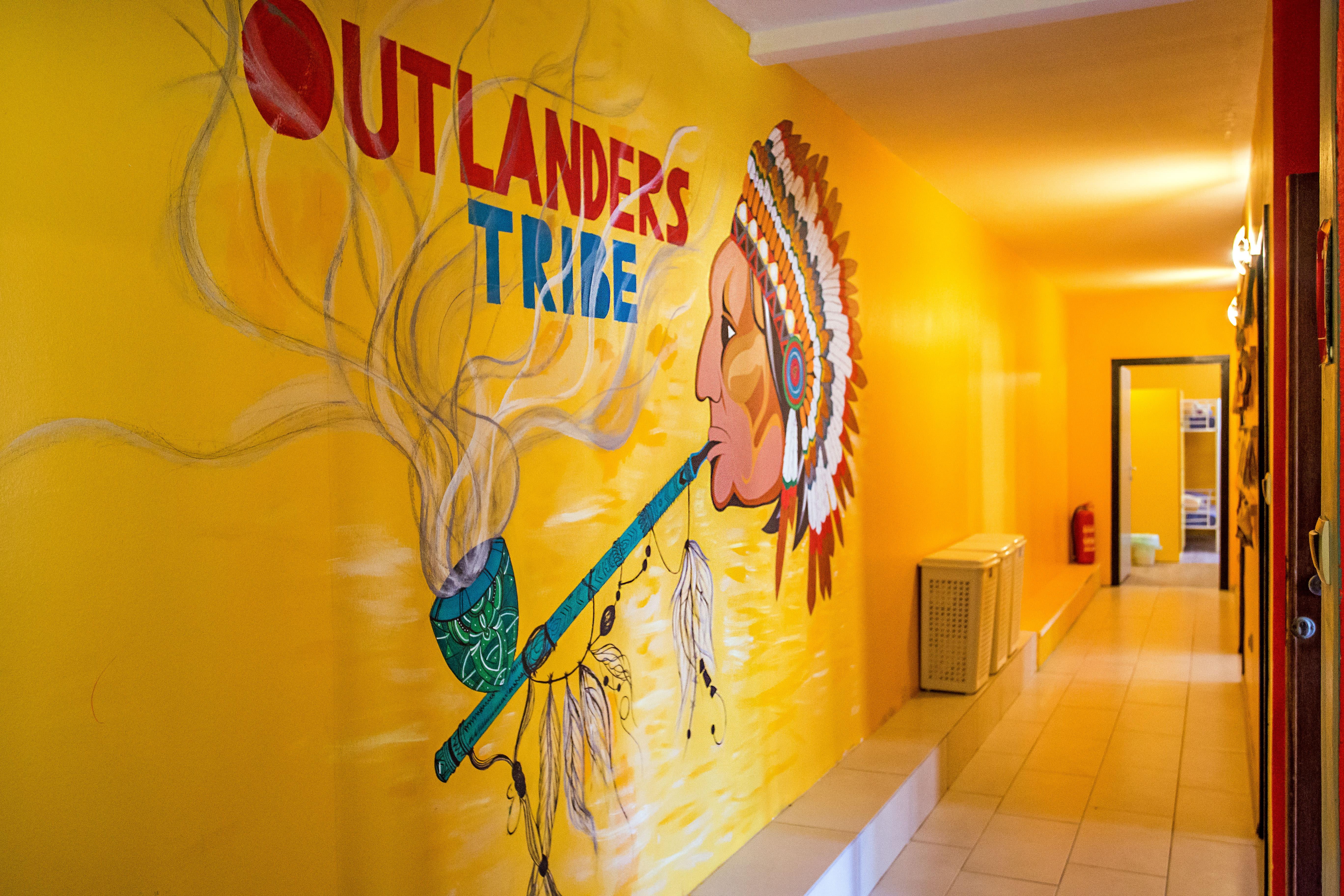HOSTEL - Outlanders Tribe Hostel