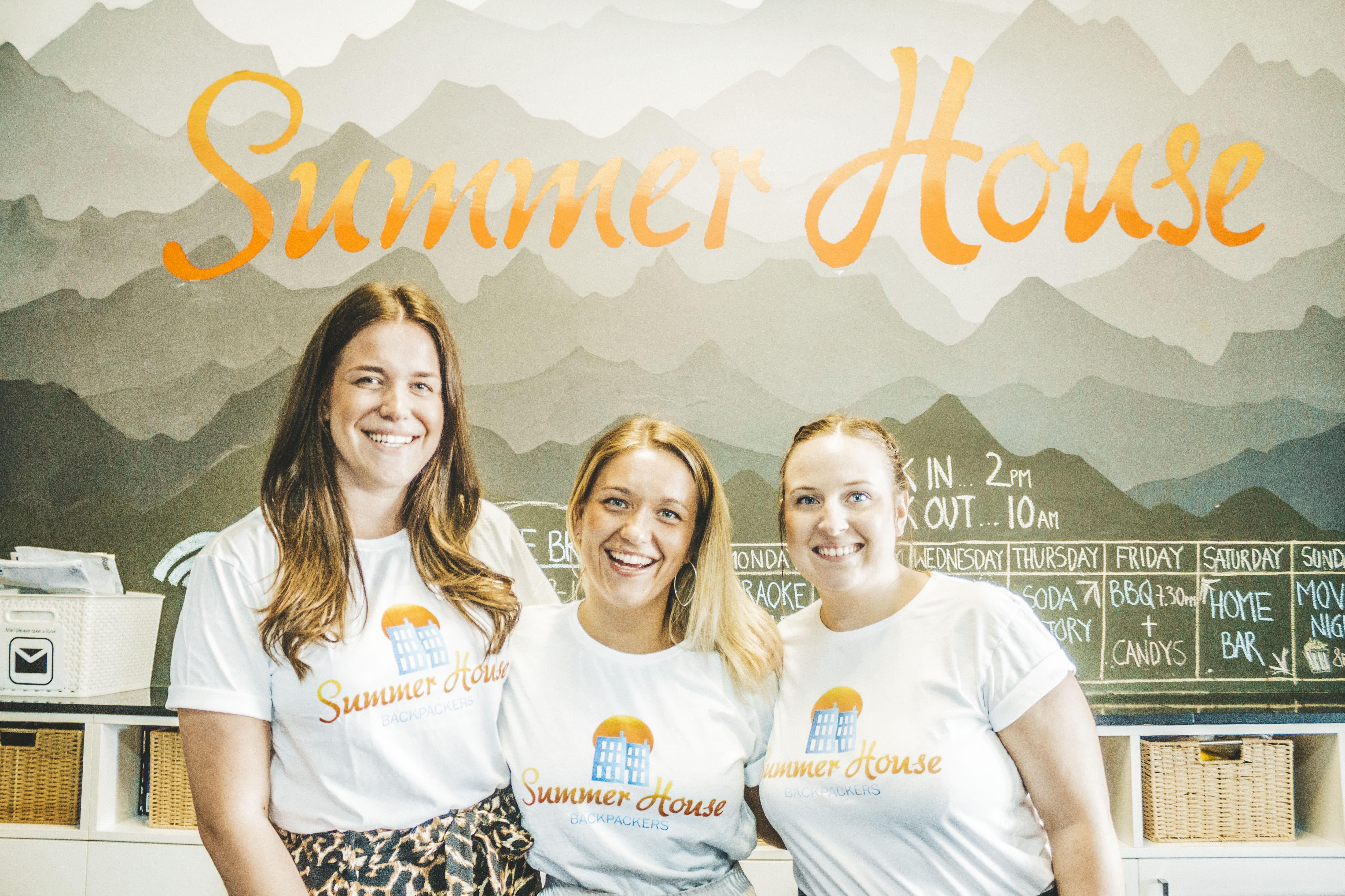 HOSTEL - Summer House Backpackers Kings Cross