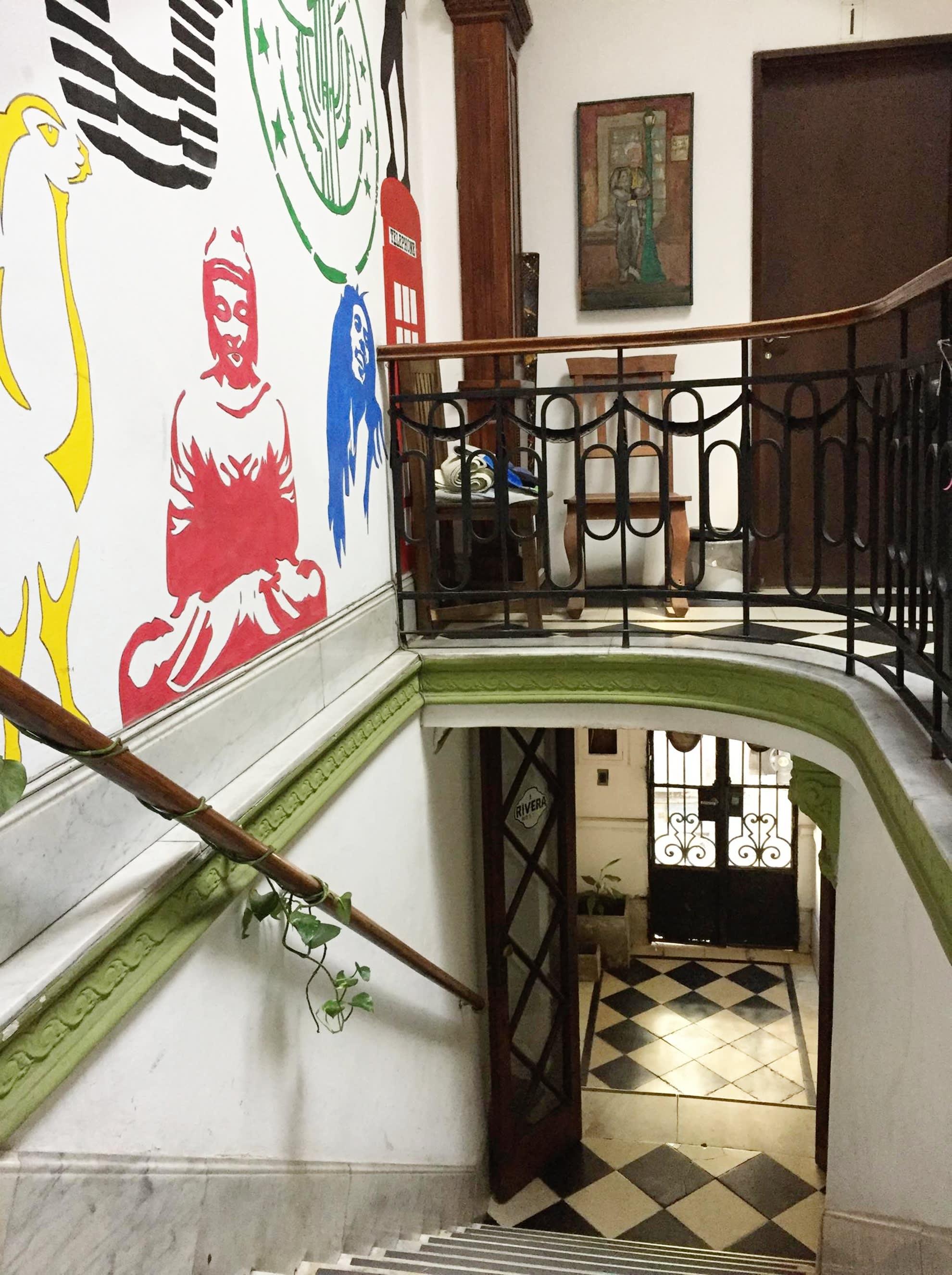 HOSTEL - Rivera Hostel Córdoba