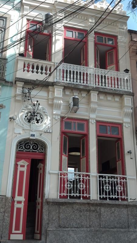 HOSTEL - Casa Joaquim Silva