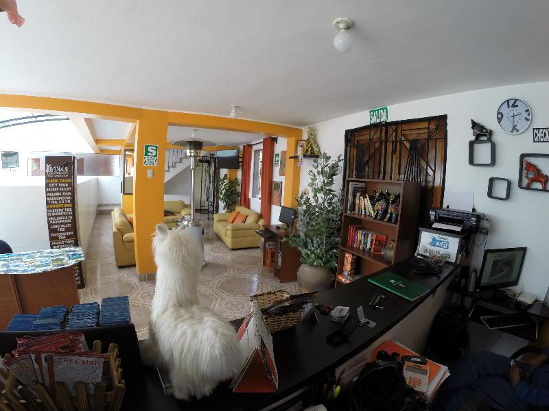 HOSTEL - Cusco Packers Hostels