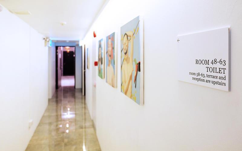 HOSTEL - 5footway.inn Project Ann Siang
