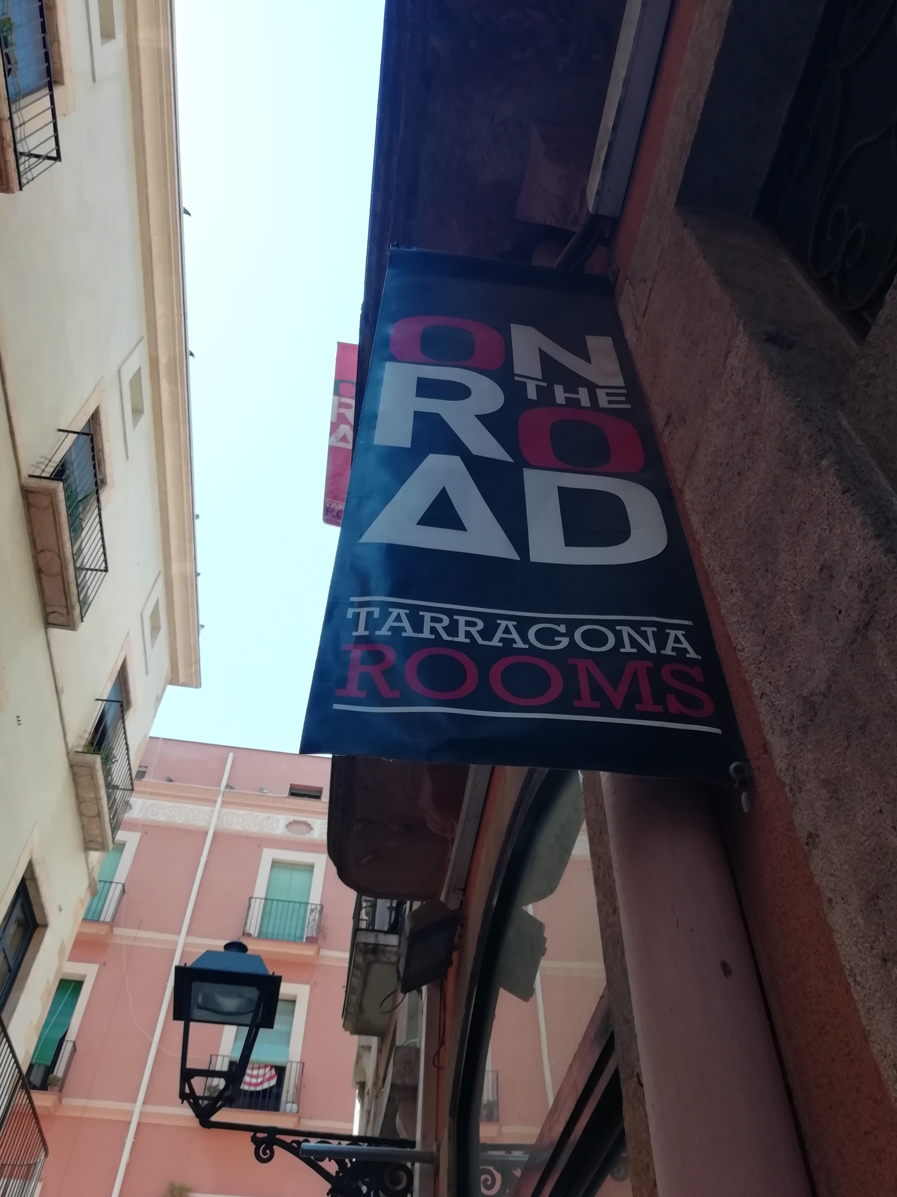 On the Road. Tarragona rooms
