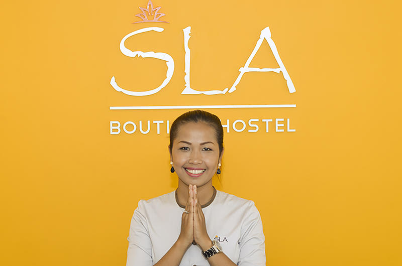 HOSTEL - Sla Boutique Hostel