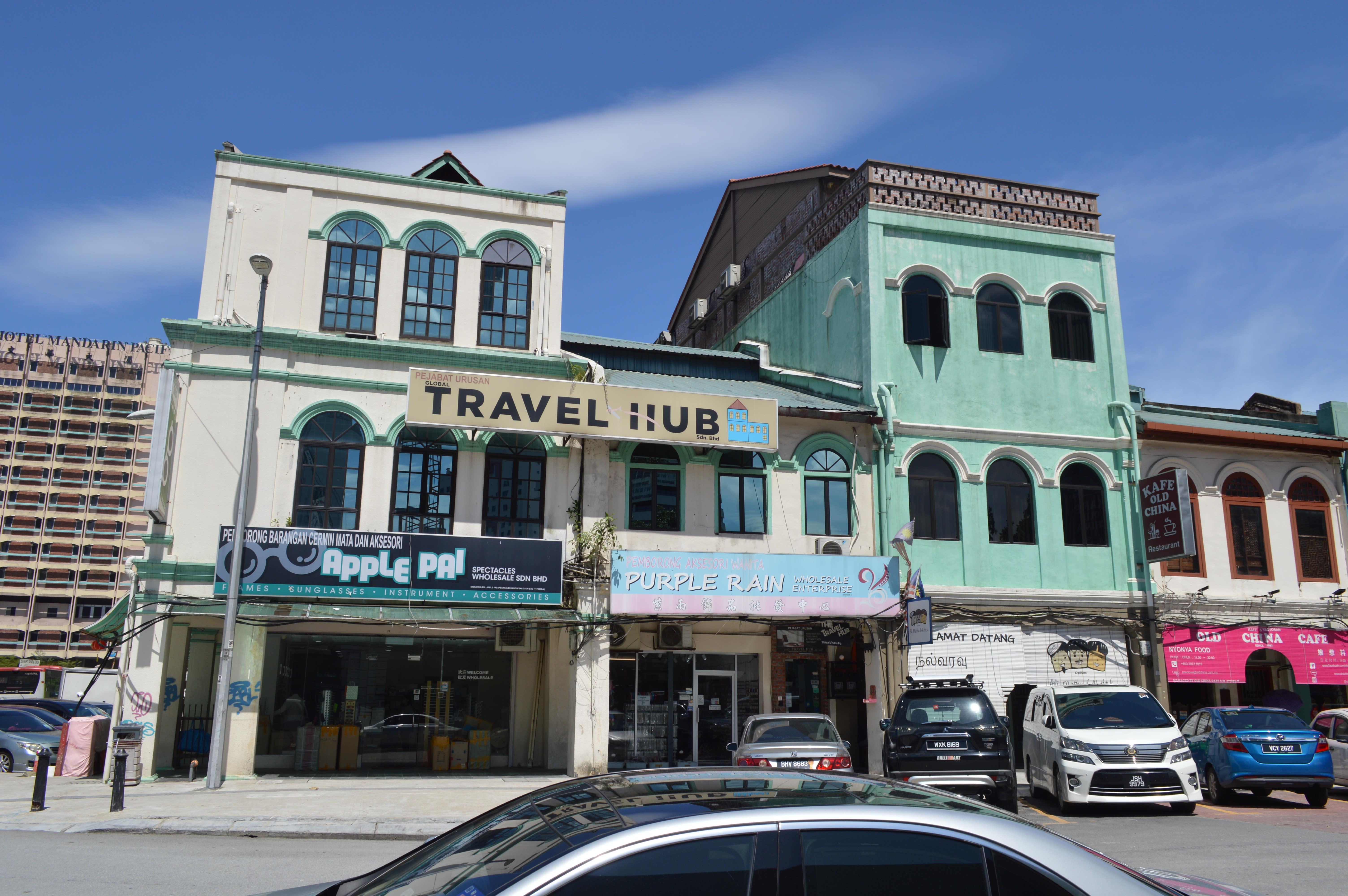 HOSTEL - Travelhub Highstreet