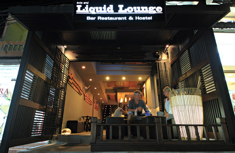 Liquid Lounge Hostel