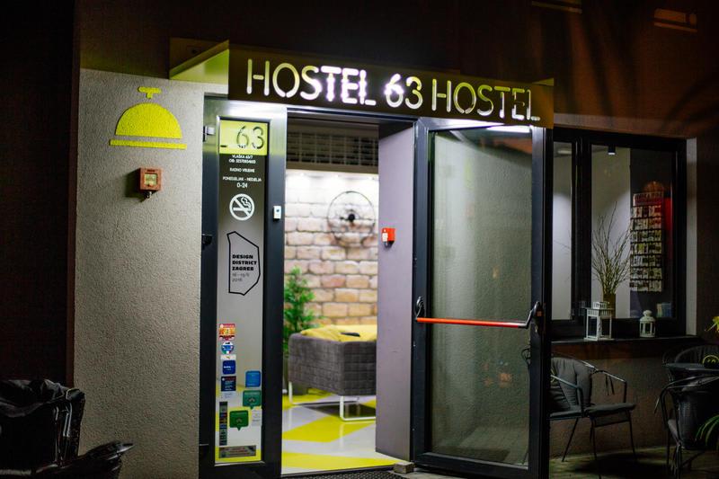 HOSTEL - Hostel 63 Zagreb