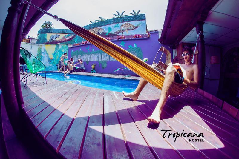 HOSTEL - Tropicana Hostel
