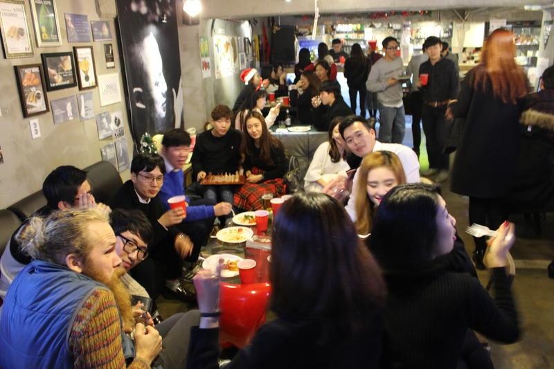 Inno Hostel & Pub Lounge Hongdae