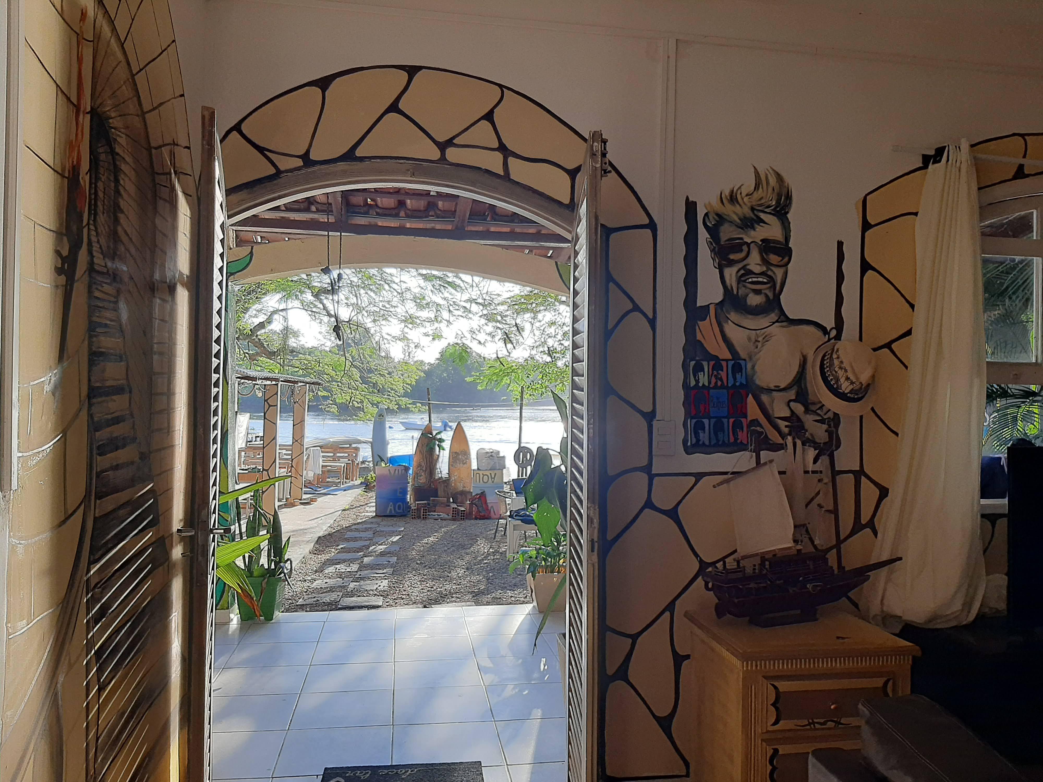 HOSTEL - Beach House Ilha da Gigoia