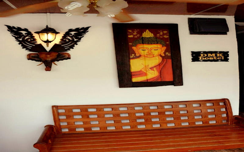 HOSTEL - DMK Hostel Donmueang Airport