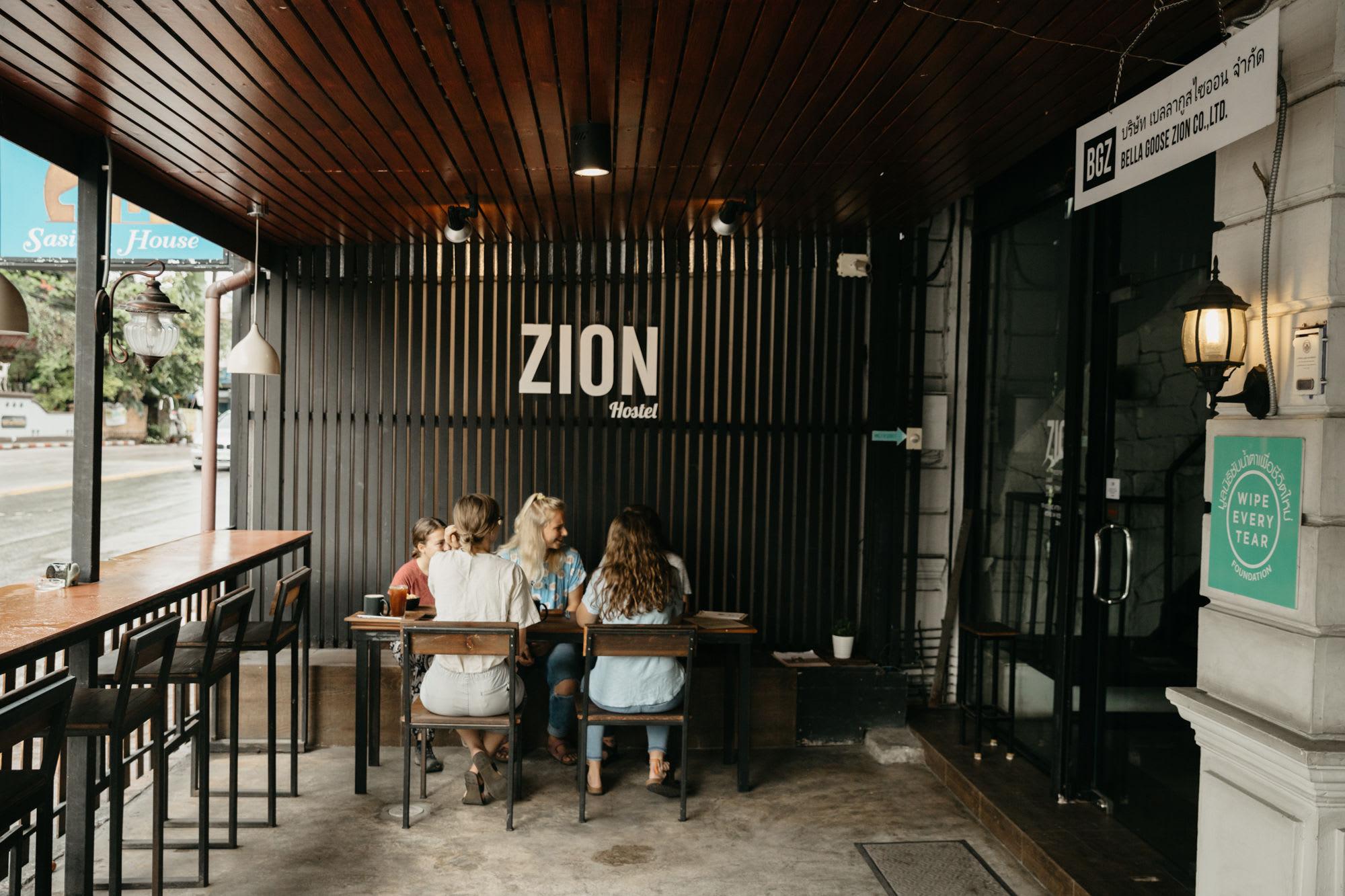 HOSTEL - Zion Hostel