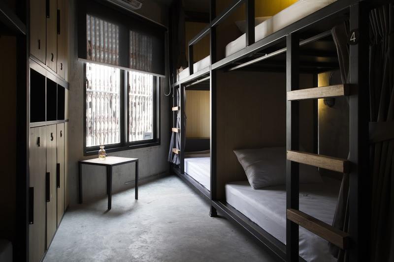 HOSTEL - BED STATION Hostel Ratchthewi