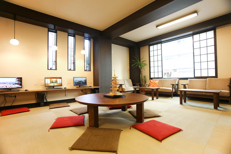 HOSTEL - Space Hostel Tokyo