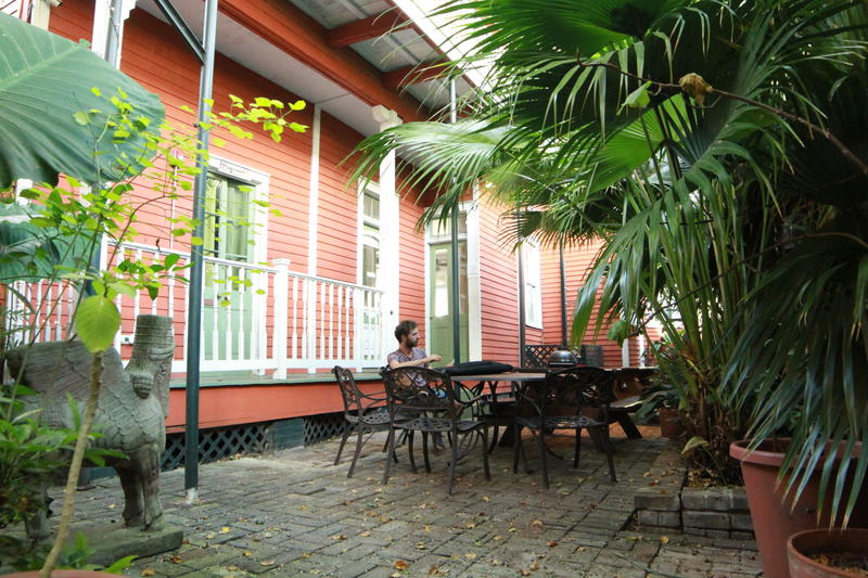 HOSTEL - IHSP French Quarter House