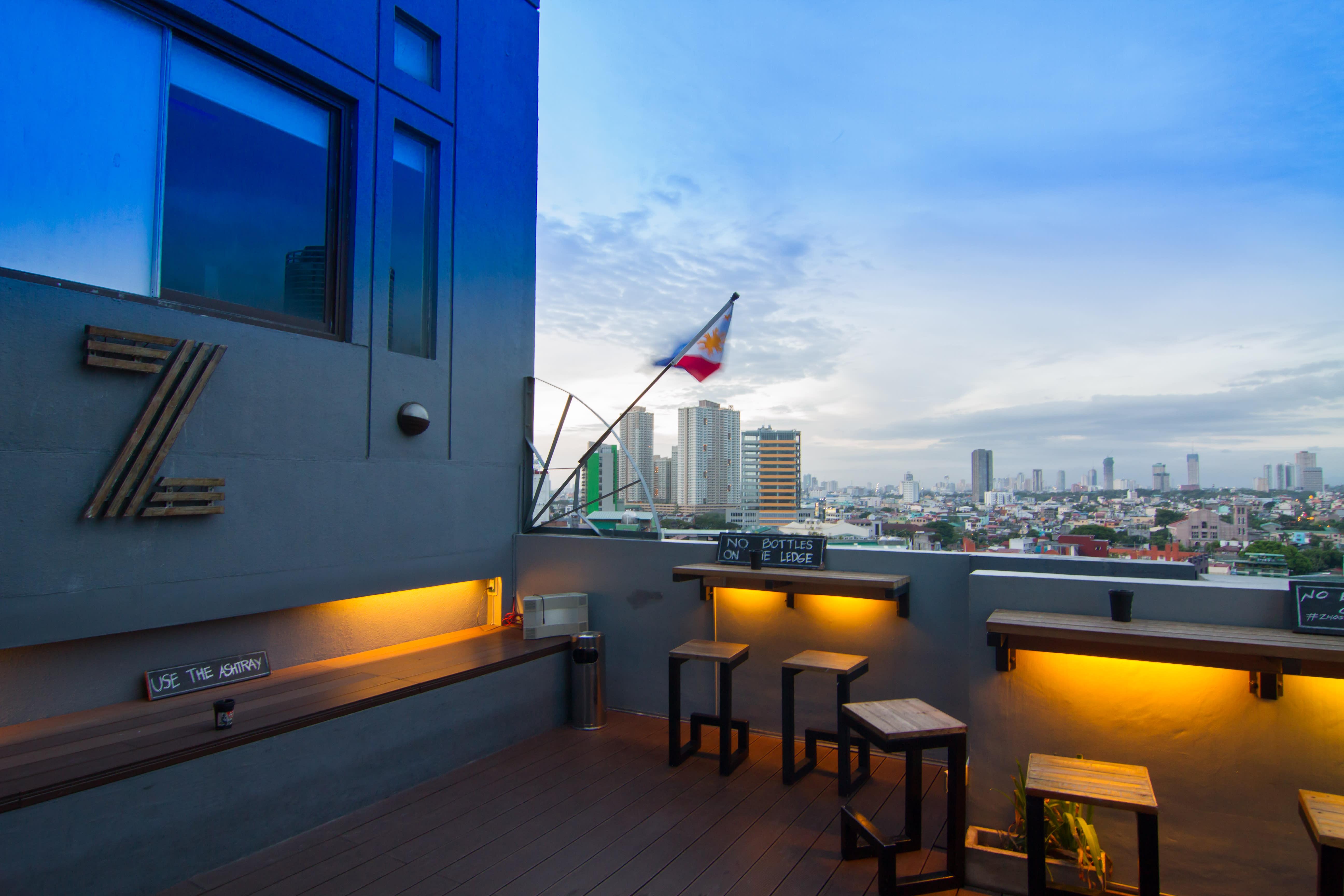 HOSTEL - Manila-Z-Hostel