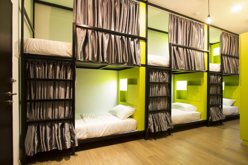 HOSTEL - The Reeds Boutique Hotel