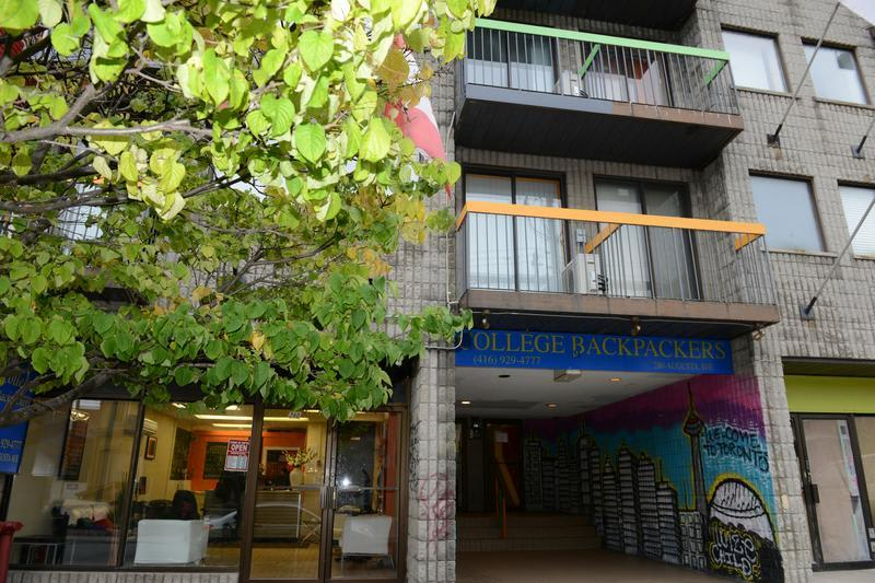 HOSTEL - College Backpackers