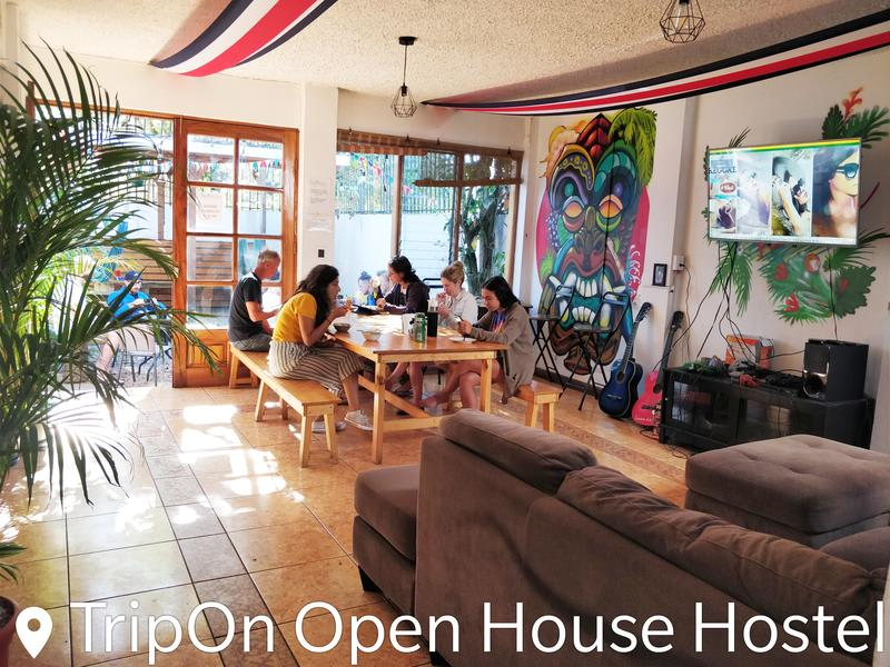 HOSTEL - TripOn Open House