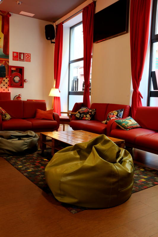 HOSTEL - Ok Hostel Madrid