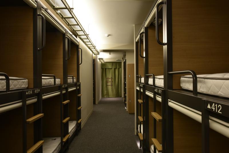 HOSTEL - GRIDS TOKYO AKIHABARA HOTEL&HOSTEL