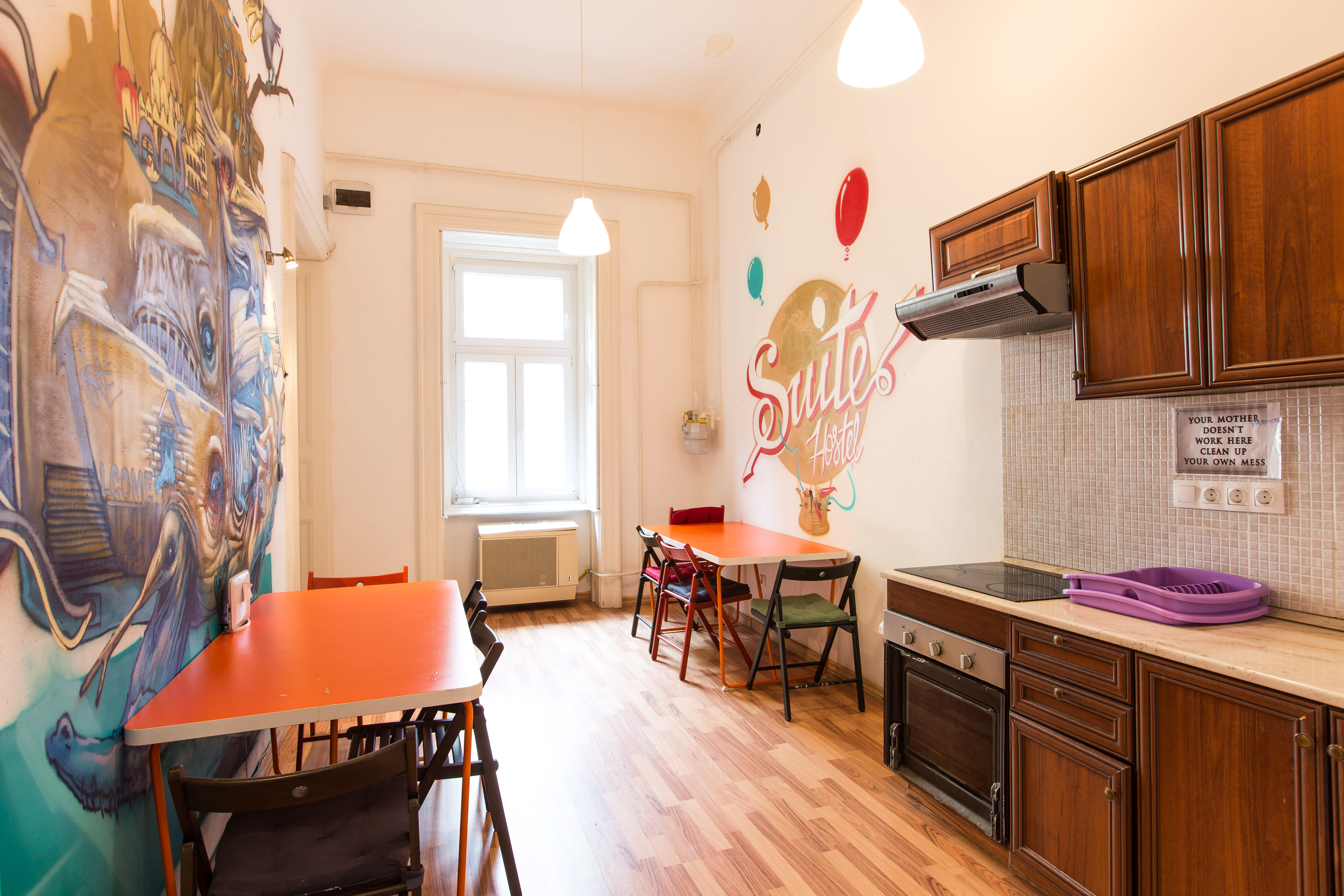 HOSTEL - Suite Hostel