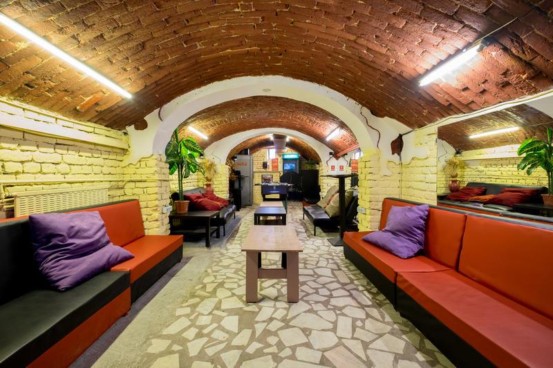 HOSTEL - Puzzle Hostel